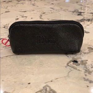 Dior makeup pouch